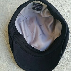 Stetson Accessories - Stetson drivers ivy Ben hogan hat black